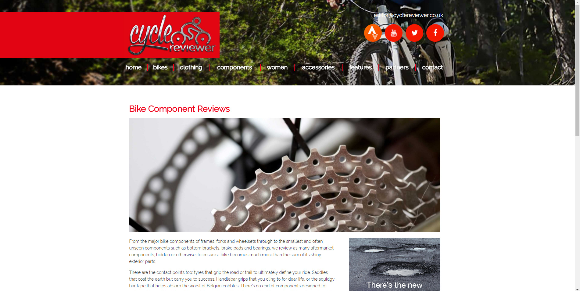 cycle-reviewer-website