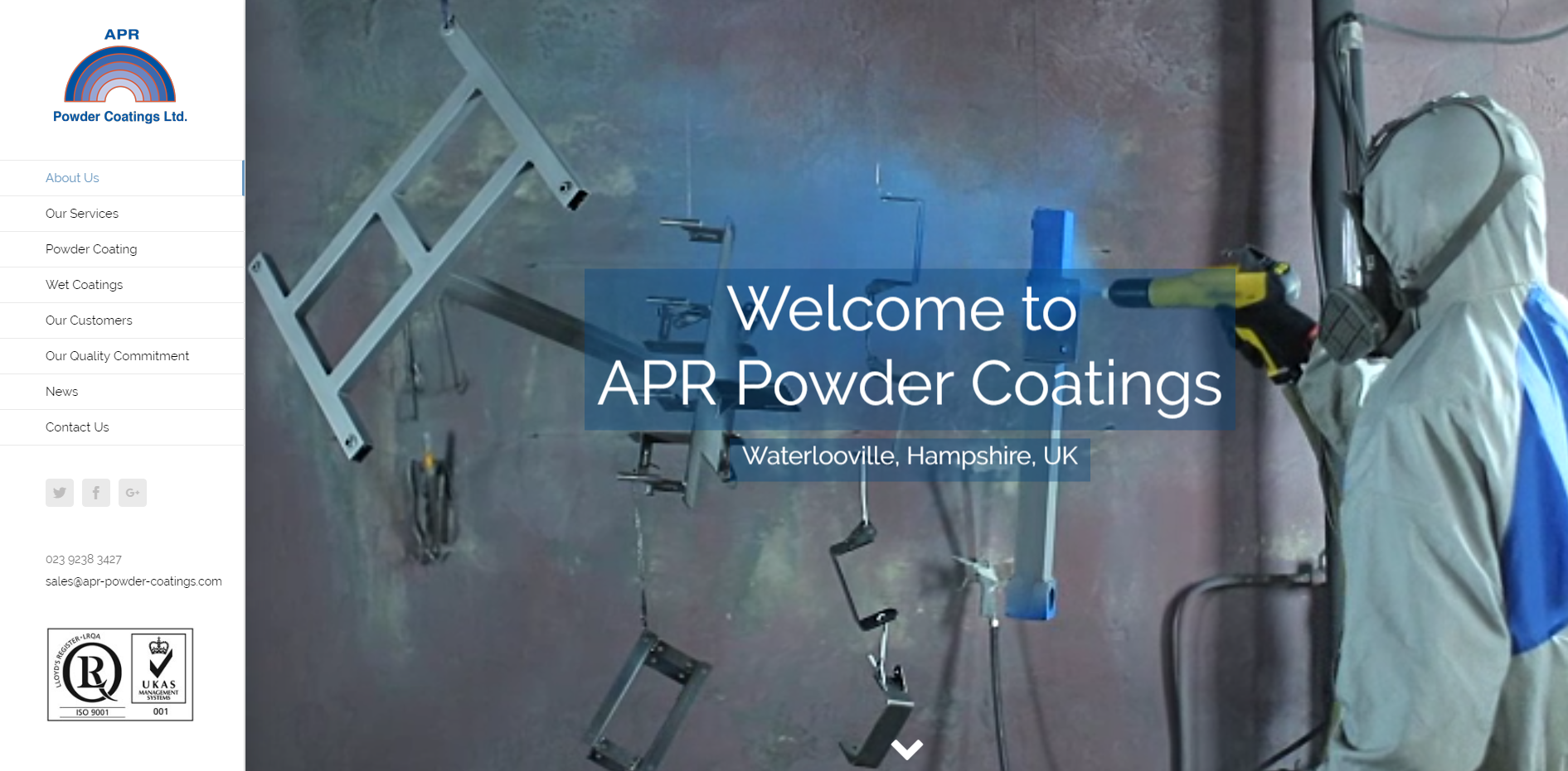 APR Powder Coating – Exceptional Powder Coating Service