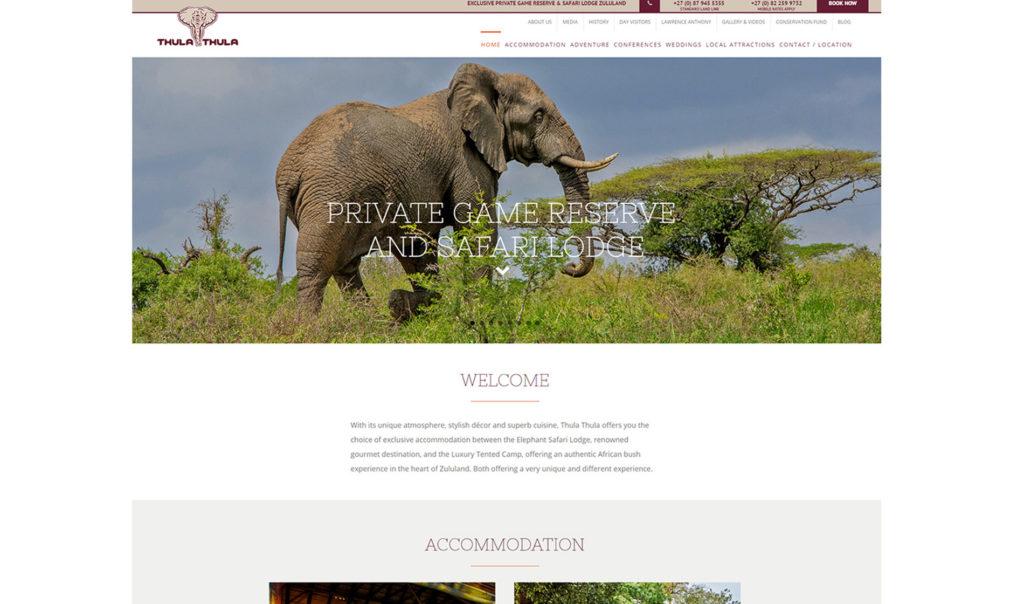 Thula Thula Exclusive Private Game Reserve & Safari Lodge