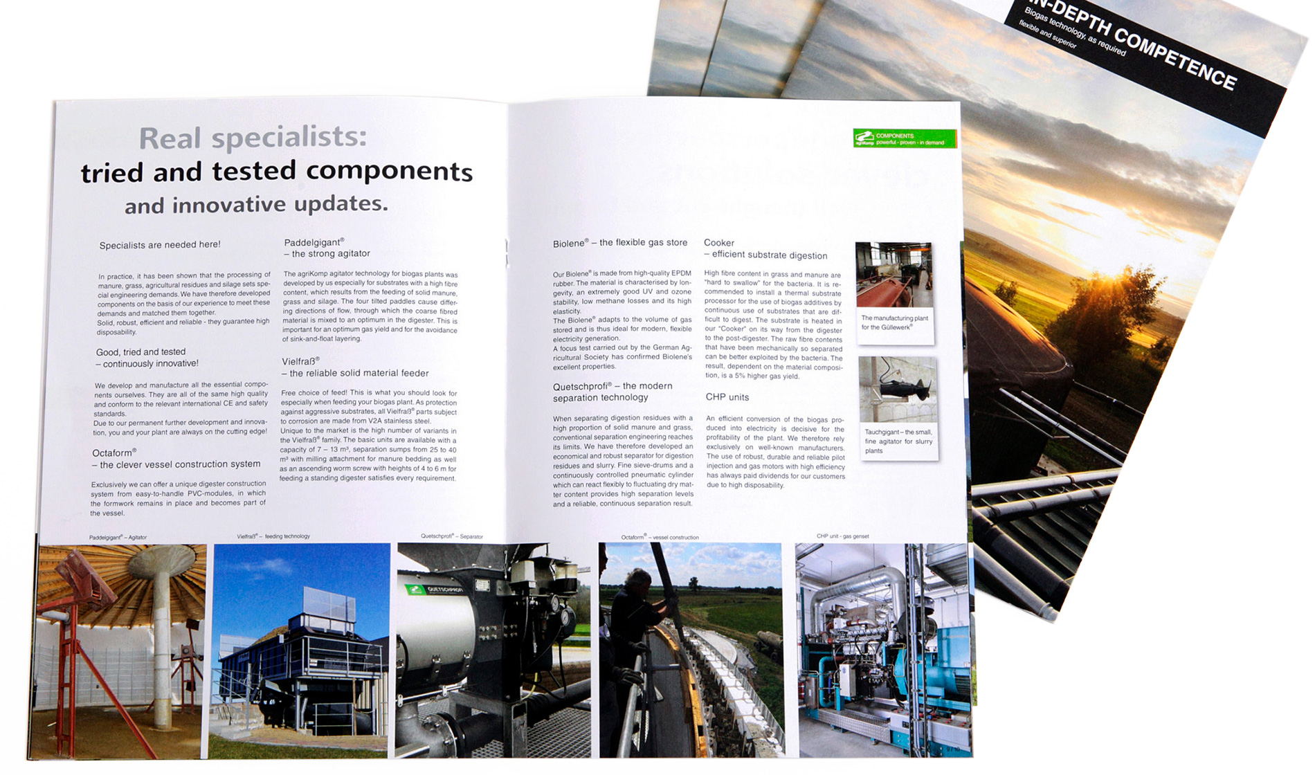agriKomp Corporate Brochure