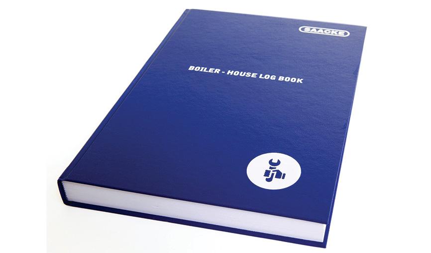 SAACKE service logbook