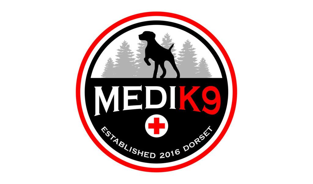 MediK9 logo