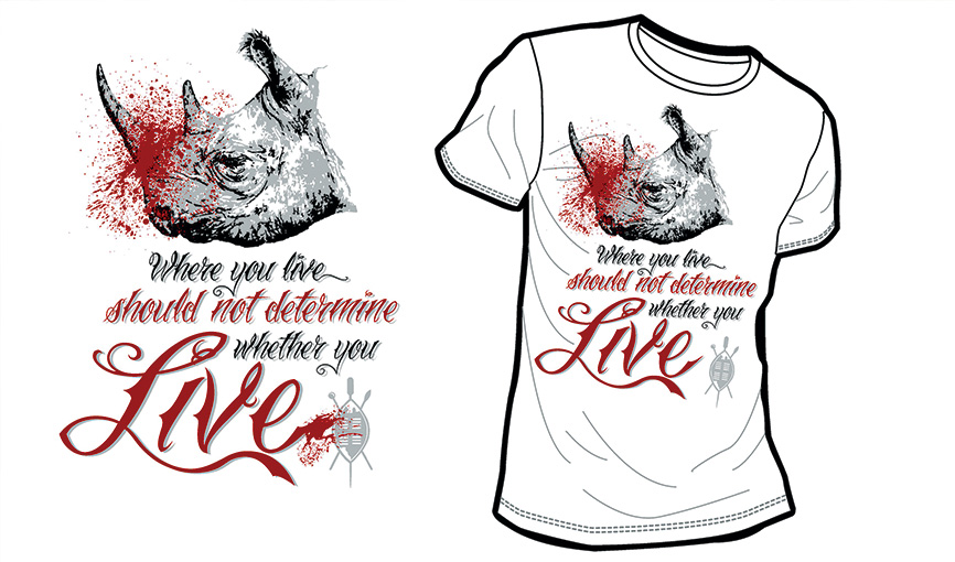 Clothing - Save the Rhino