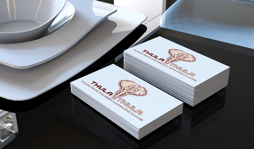 Thula Thula Exclusive Private Game Reserve & Safari Lodge logo and branding