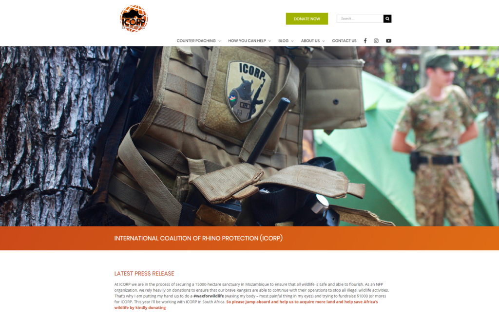 International Coalition of Rhino Protection